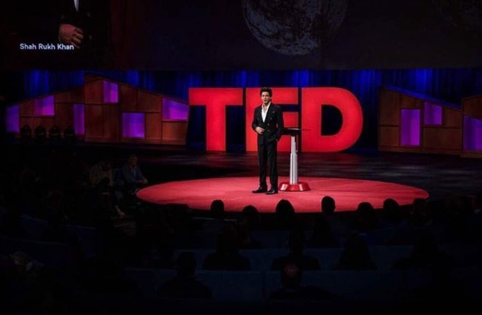 Shahrukh Khan Sizzles At TED Talk in Vancouver