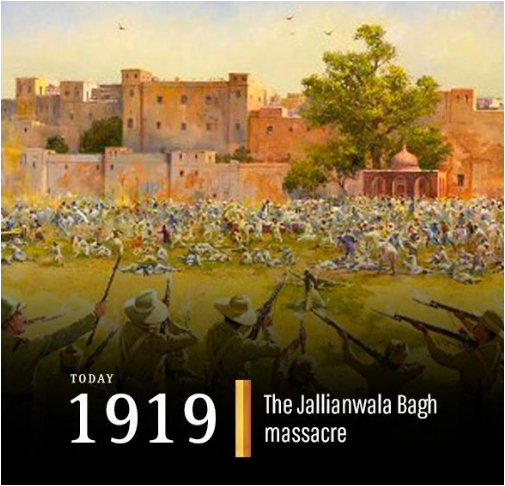 Jallianwala Bagh Incident April 1919 | www.pixshark.com ...