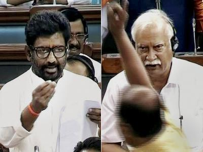 Gaikwad Taken Off No-Fly List Despite Refusing to Apologise