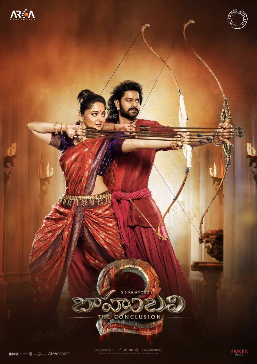 Bahubali 2: The Conclusion, Day 2 box office collection crosses 200 Crores