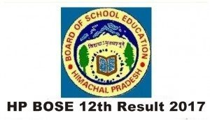 HPBOSE Class 12 Board exam results declared; Check hpbose.org