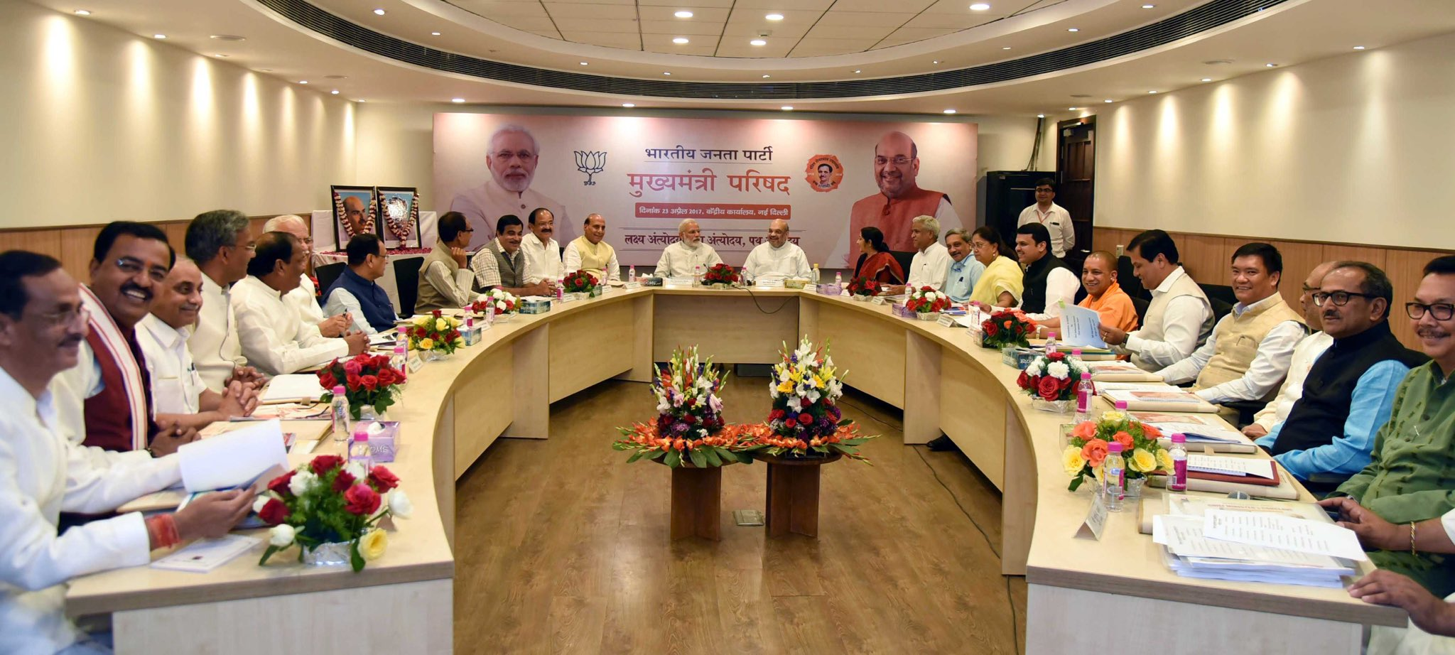 Modi Backs Fiscal Year Advancing : States Urges to Work Together