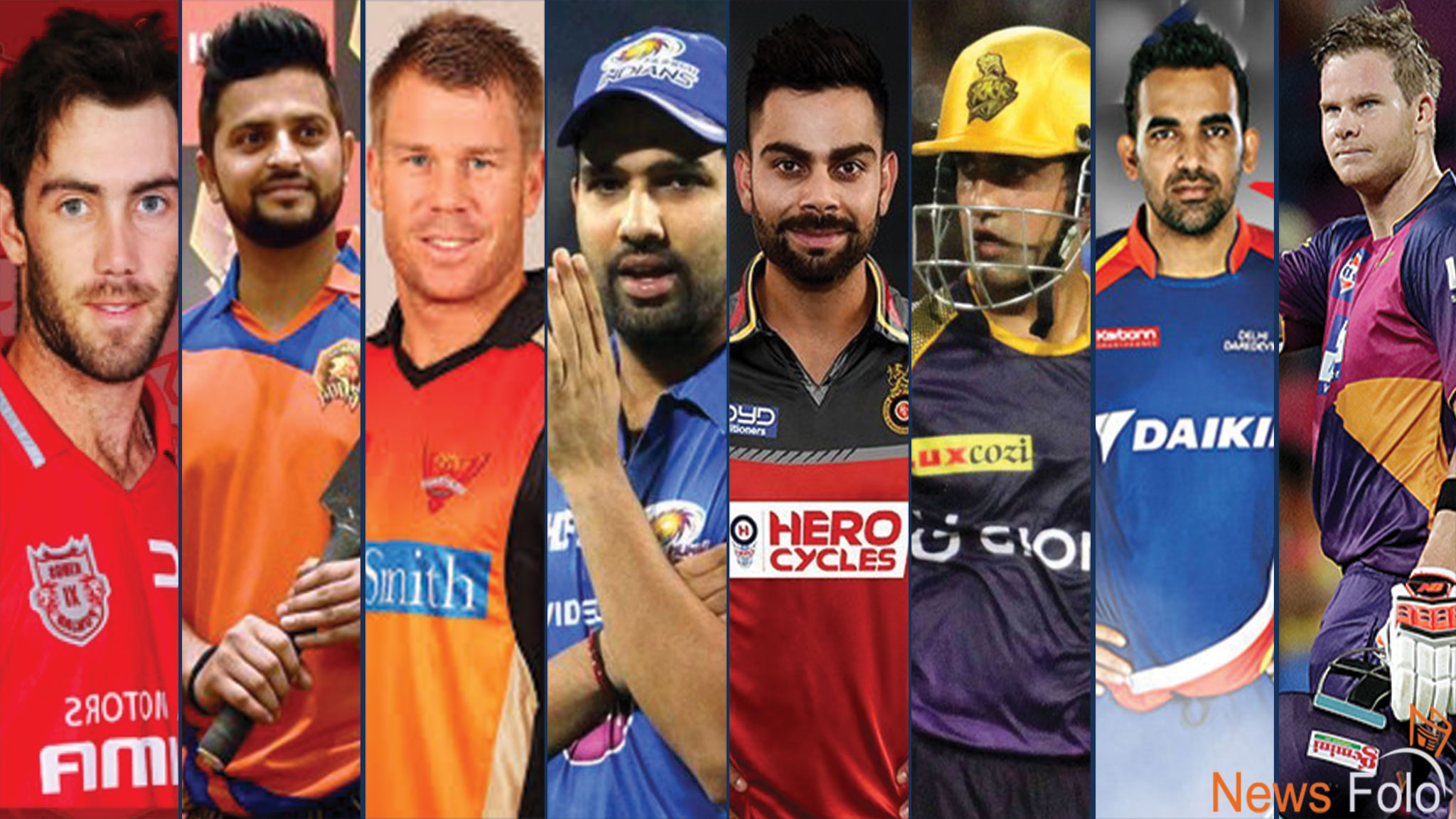 IPL 2017- Full Team Squad And Player list of IPL Season 10