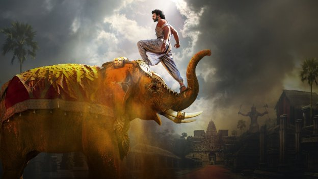 Baahubali mania at its peak nationwide- New poster out