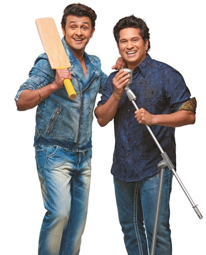 """Cricket Wali Beat"" :The new inning of Sachin Tendulkar in the Music Industry"