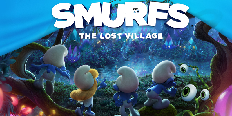 Smurfs: The Lost Village set to hit theaters on 21st April 2017