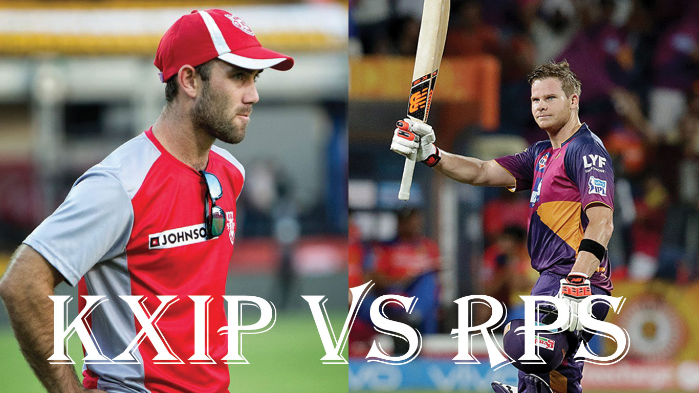 Rising Pune Supergiants Vs Kings XI Punjab, IPL10 2017 4th Match preview