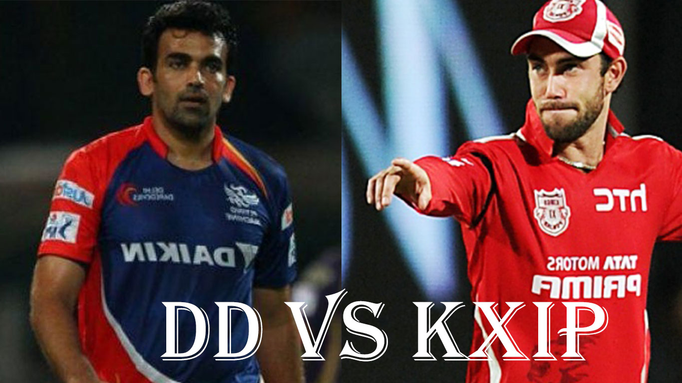 Delhi Daredevils Vs Kings XI Punjab, IPL10 2017 15 April 15th Match preview