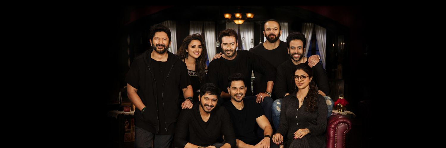 Shetty Strikes with Golmaal Again – Making of First Look