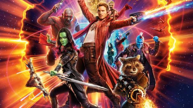 The Guardians of the Galaxy Vol.2 gets a bollywood twist