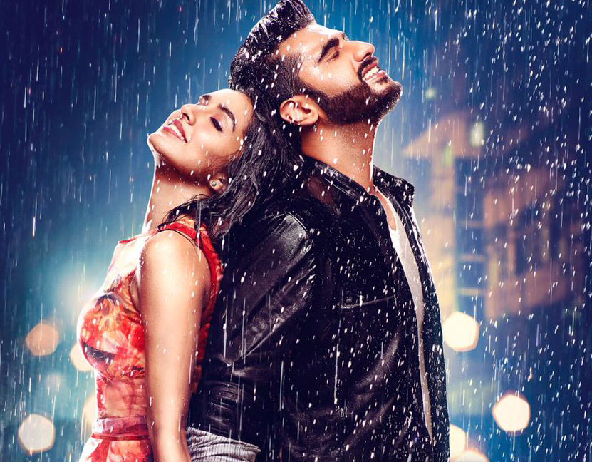 "Half Girlfriend will drench you in love with a new song ""Baarish"""