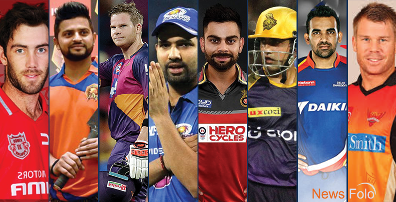 IPL 2017 Match Schedule- GAME ON
