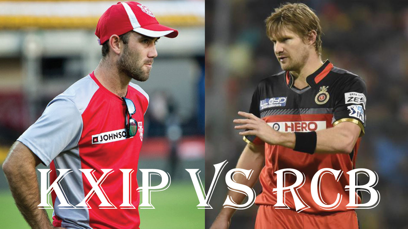 Kings XI Punjab Vs Royal Challengers Bangalore, IPL10 2017 8th Match preview