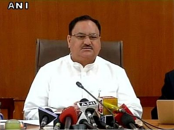 Union Minister of Health and Family Welfare J.P. Nadda announces National Health Policy 2017
