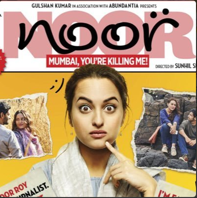 Noor movie review- Sonakshi Sinha is back with her dynamic looks
