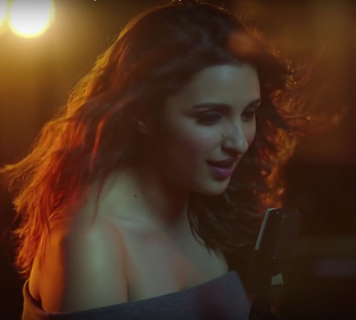 A JOURNEY FROM ACTRESS TO A DEBUT SINGER-PARINEETI CHOPRA