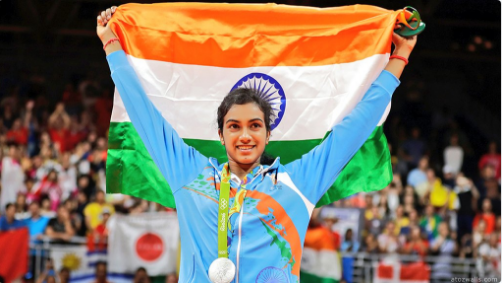 PV Sindhu enters quarter-finals in the Singapore Open Super Series