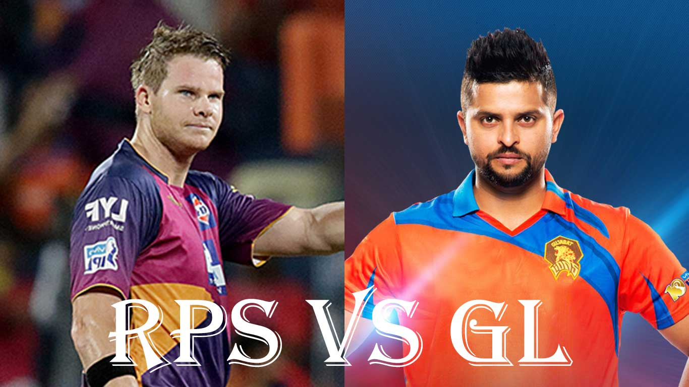 Gujarat Lions Vs Rising Pune Supergiants, IPL10 2017 14 April 13th Match preview