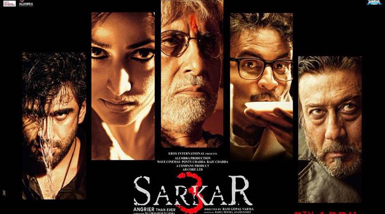 Sarkar 3 is out with a dark and menacing new trailer