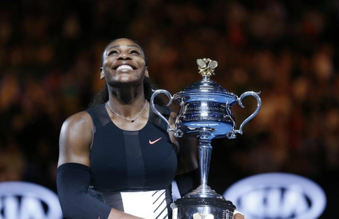 Serena Williams confirms pregnancy