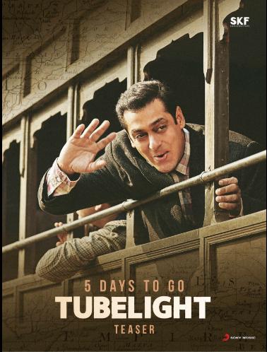 Tubelight Teaser