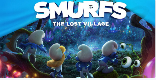 Smurfs- The Lost Village Movie review; are back with new adventure