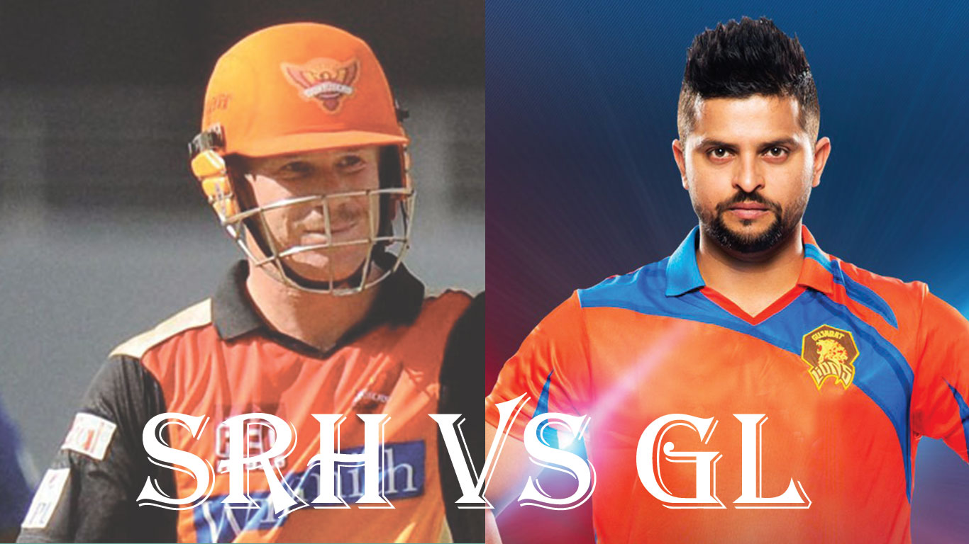 Sunrisers Hyderabad Vs Gujarat Lions, IPL10 2017 6th Match preview