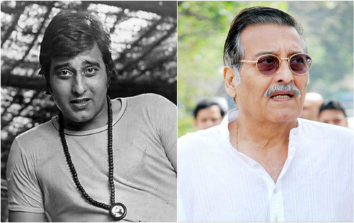Viral picture of Vinod Khanna on social media sparks Cancer rumours