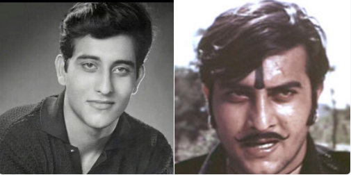 Look what actors have to say about Vinod Khanna