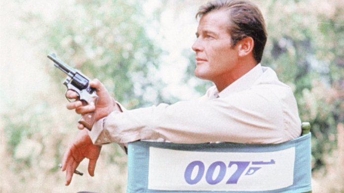 Roger Moore, the James Bond actor no more!