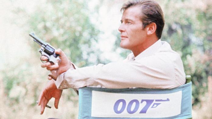 Roger Moore, the debonair actor who played James Bond dies at 89.