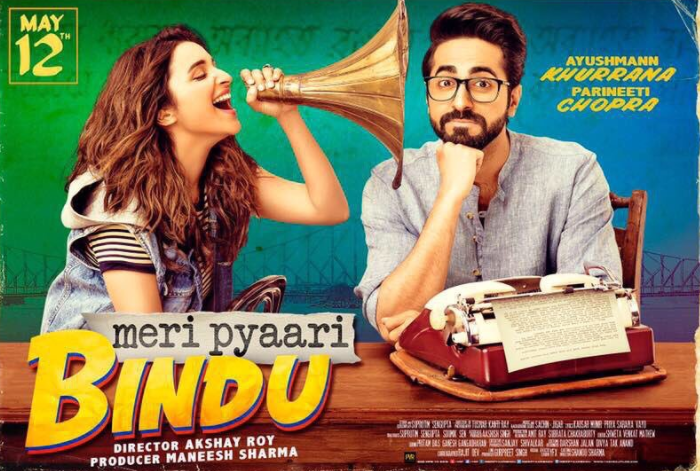 Meri Pyaari Bindu movie review: Parineeti proves herself yet again