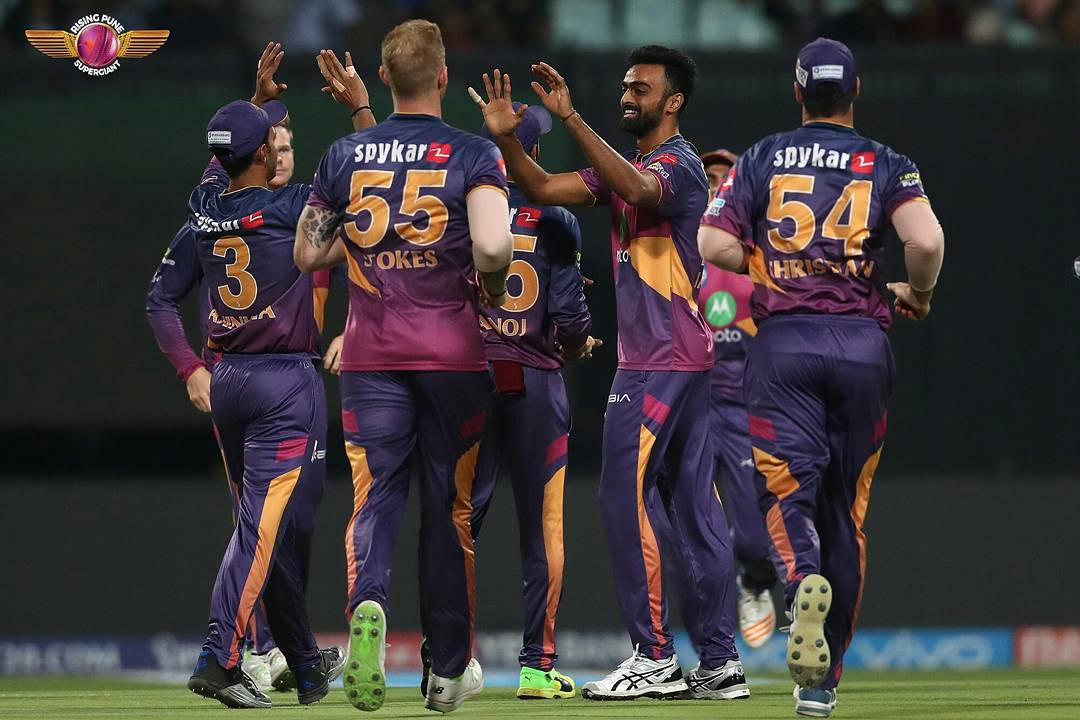 RPS v/s SRH IPL 10 Full Highlights : SRH – 136/9, 20.0 overs; Pune Breach Hyderabad Fortress, Win By 12 Runs