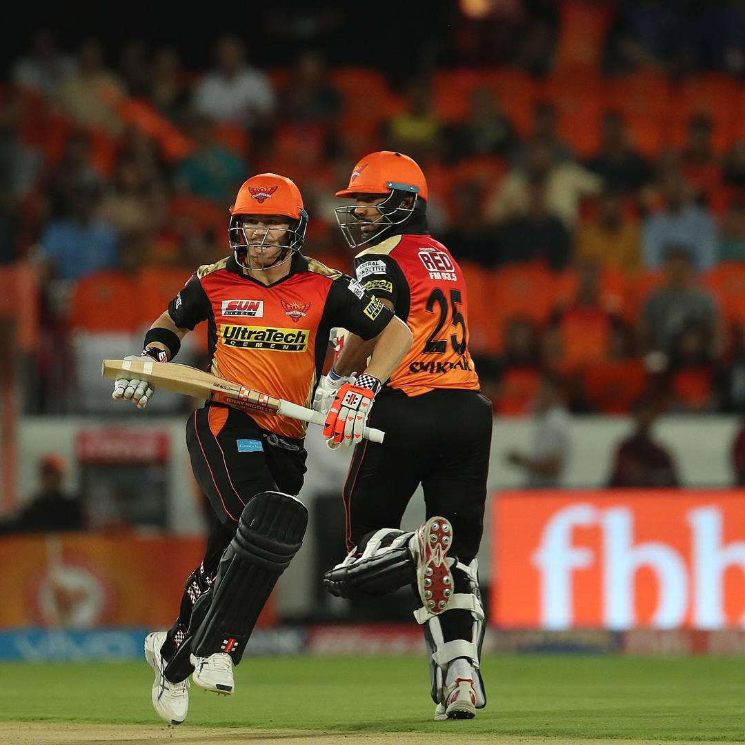 SRH v/s DD Highlights and Full update IPL 10 2017 40th match : Corey Anderson Heroics Take Delhi Daredevils Home