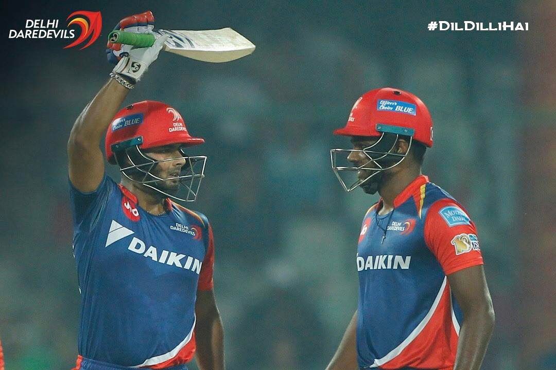 Gujrat Lions v/s Delhi Daredevils  IPL 10 2017 Full Highlights: Pant Destroys Lions Bowling As Delhi Win By 7 Wickets