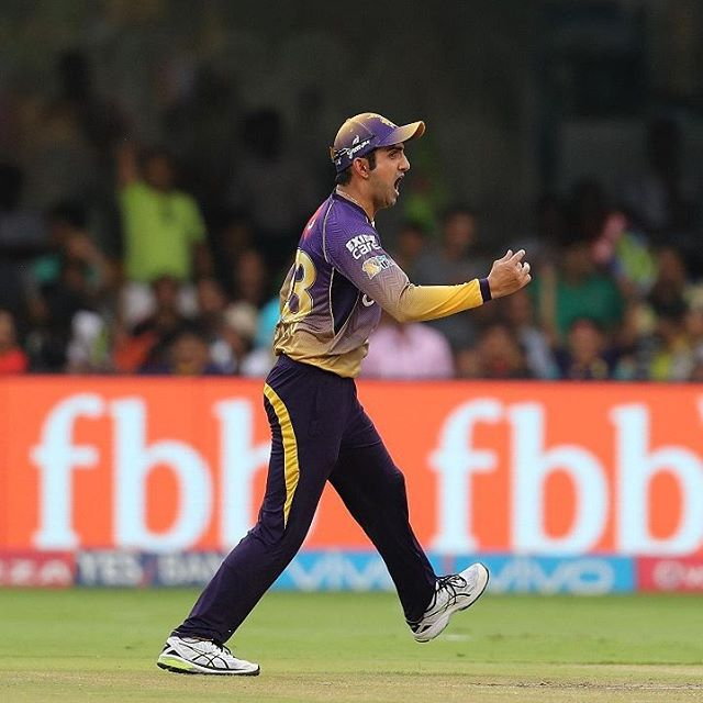 KKR Blow Away RCB In Last Home Match At Chinnaswamy, Back At Number Two