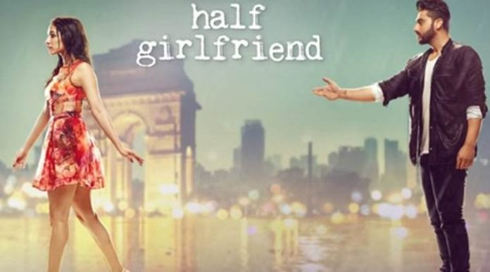 Half Girlfriend earns 45 crores at the box office