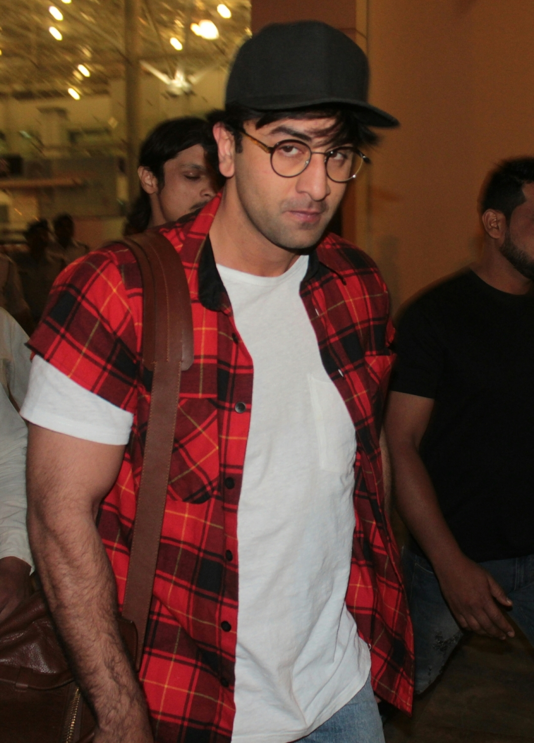Ranbir and Katrina caught hand-in-hand on the movie set of Jagga Jasoos