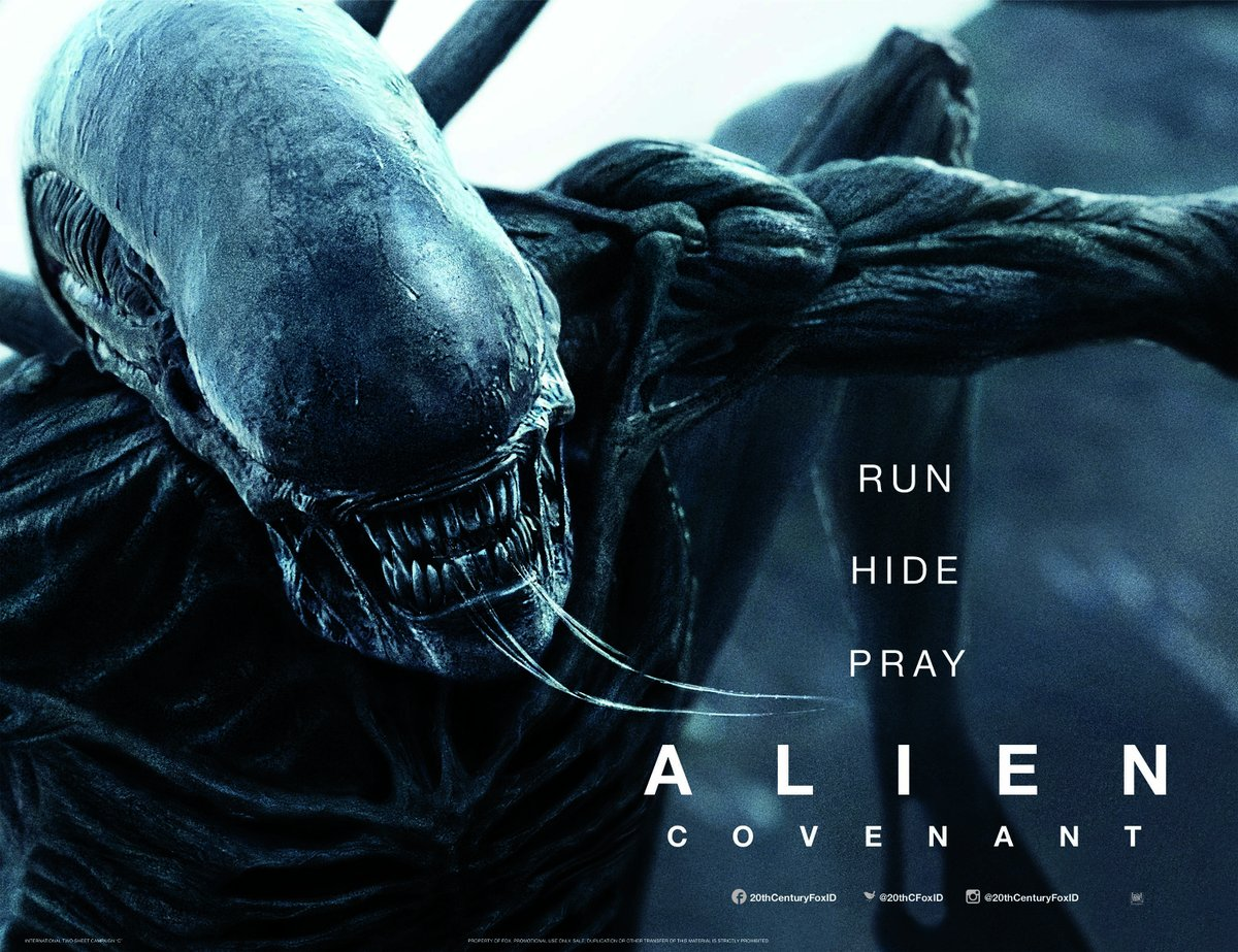 Alien : Covenant movie review