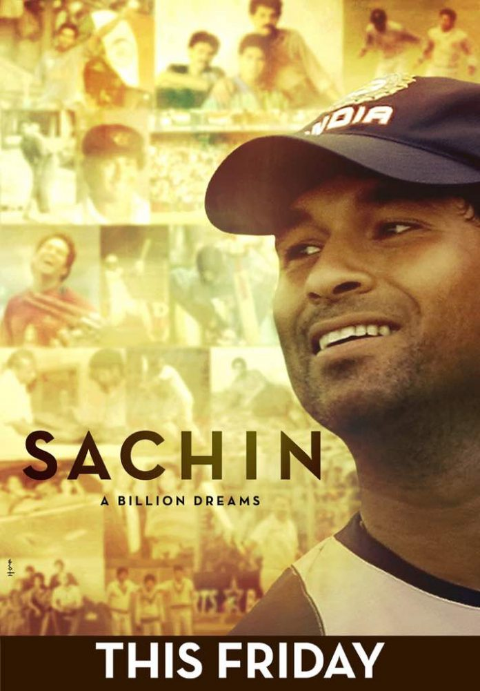 Sachin: A Billion Dreams now tax free in Kerala and Chhattisgarh