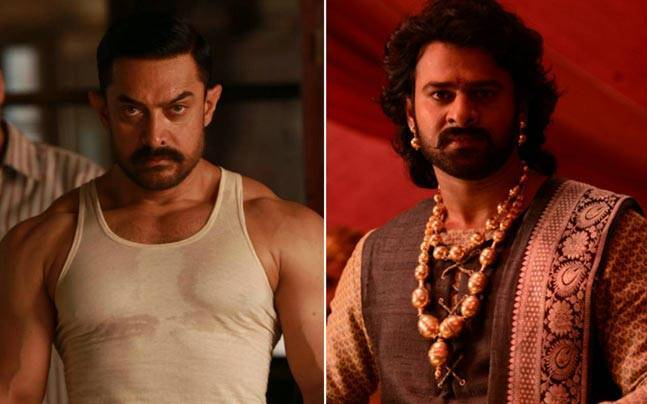 Dangal looks to overtake Baahubali 2 with its Worldwide box office collections
