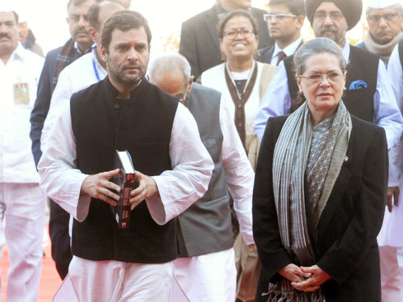 Trouble For Gandhis – Continued Investigation in National Herald Case