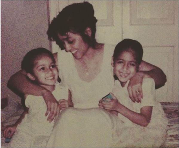 Ileana D Cruz, mother's day 2017