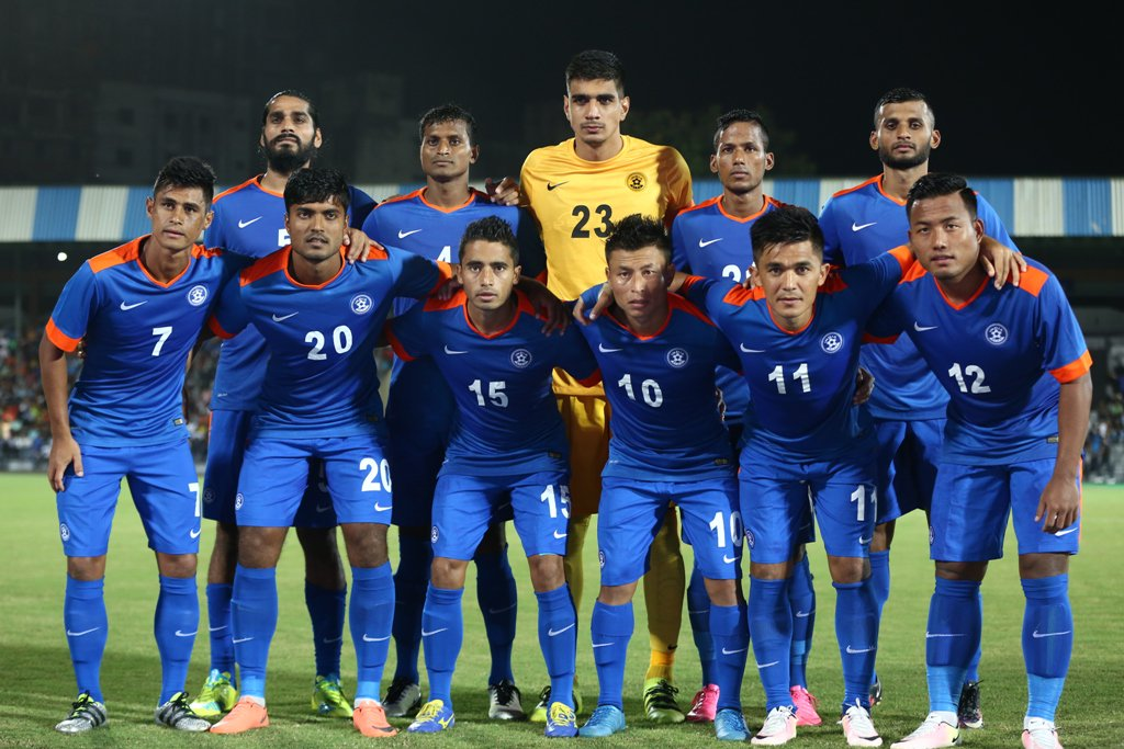 First time India cracks top 100 FIFA ranking in 21 years