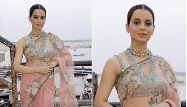 Kangana Ranaut's new look in Simran is out