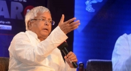Release of an alleged conversation between RJD chief Lalu Prasad and Shahabuddin