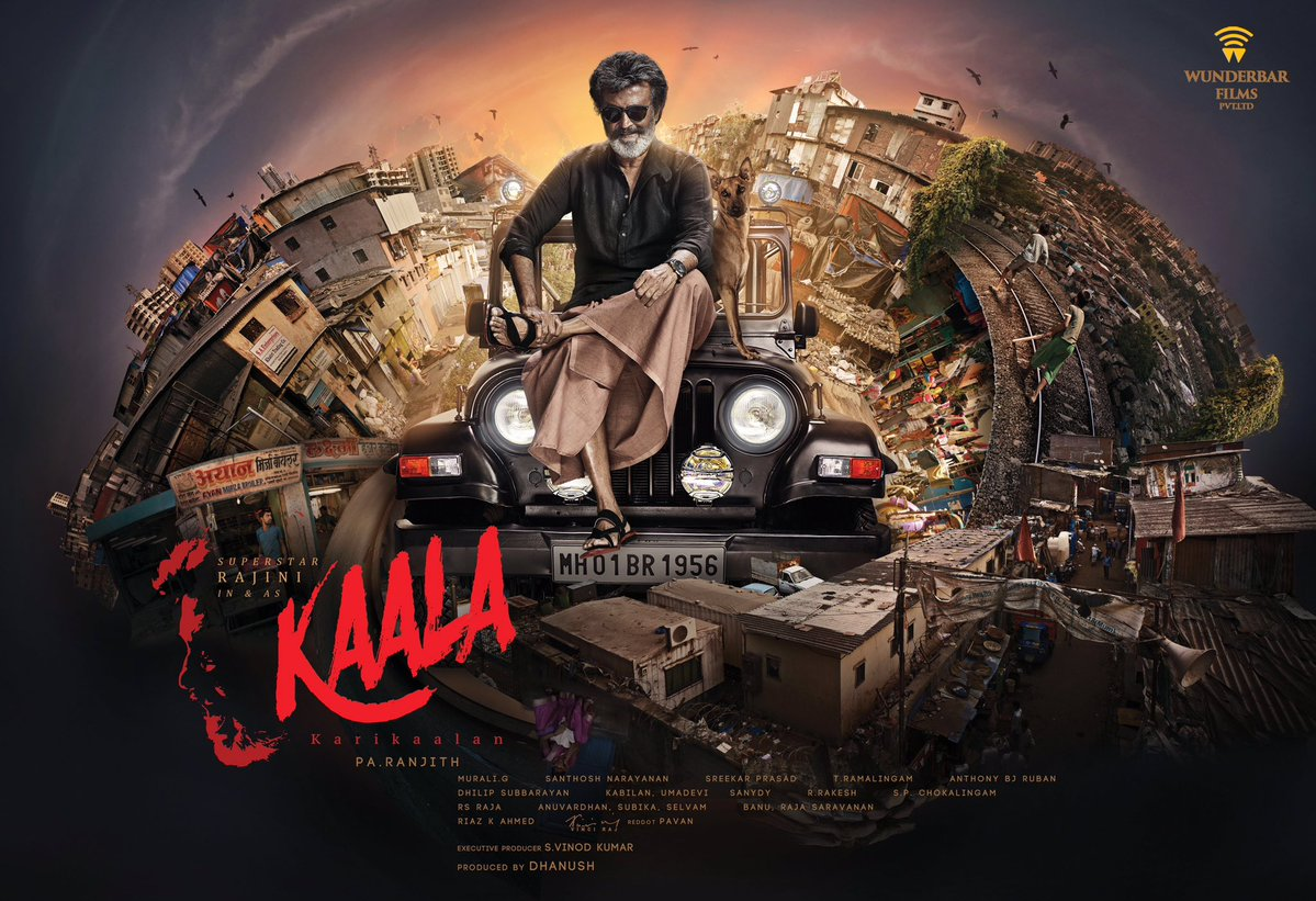 Rajinikanth is all set for Kaala movie shooting in Mumbai