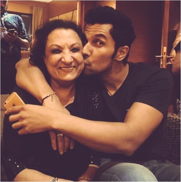 Randeep Hooda, Mother's Day 2017