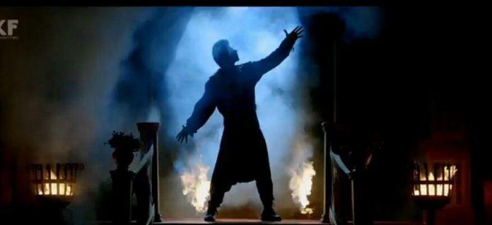 SRK in tubelight trailer