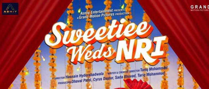 New poster out for the musical rom-com, Sweetiee weds NRI